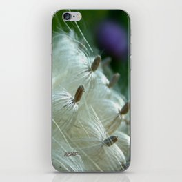 Waiting For A Breeze iPhone Skin
