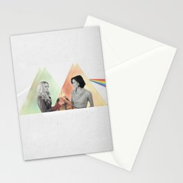 swan queen: first look Stationery Cards