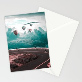 Collect MOMENTS not things Stationery Cards