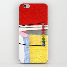 Rainbow Box iPhone Skin