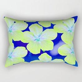 Retro Flowers II #decor #society6 Rectangular Pillow