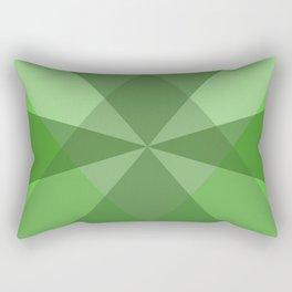 Triangletric Rectangular Pillow