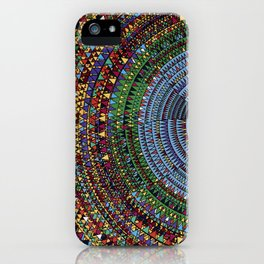 Aztec Candy iPhone Case