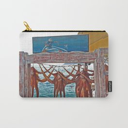 Ammoudi Fish Tavern, Oia Carry-All Pouch