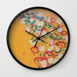 Party Popper Wall Clock