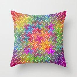 Hippy Throw Pillow