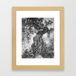 Fruited Framed Art Print