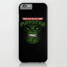 Green Rage Mutant Gamma Monster Slim Case iPhone 6s