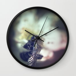 Laminar Flow Wall Clock