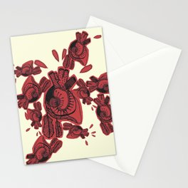 Gipsy heart Stationery Cards