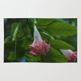 Floral Print 072 Rug