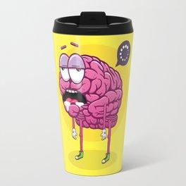 Brain Loading Travel Mug