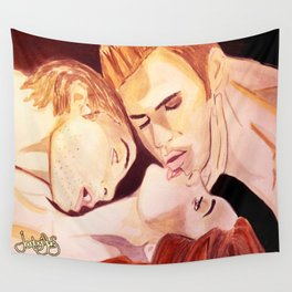The Vampire Diaries  Wall Tapestry