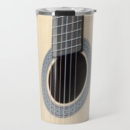 Classical Guitar Travel Mug