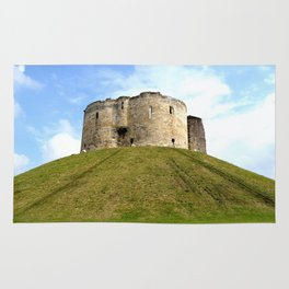 Clifford's Tower - York Rug