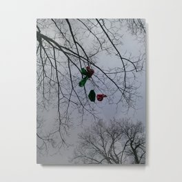 Tree Catcher Metal Print