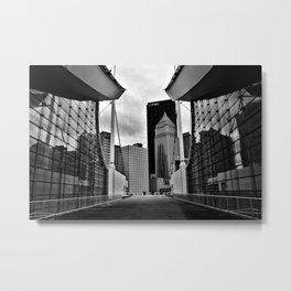 fever dreams in steel city Metal Print