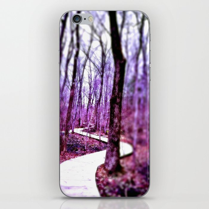 Sinuous iPhone Skin