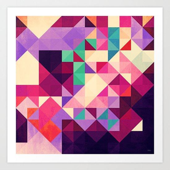 gizah Art Print