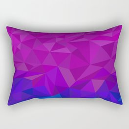 Ultraviolet Rectangular Pillow