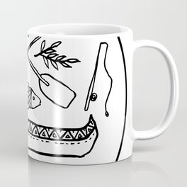 Go Fishing Coffee Mug