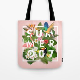 SUMMER of 07 Tote Bag