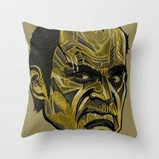 Meet Trevor Throw Pillow