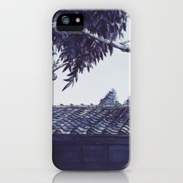 Pearls of Kyoto #3 iPhone Case
