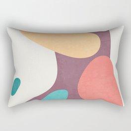 Abstract No.22 Rectangular Pillow
