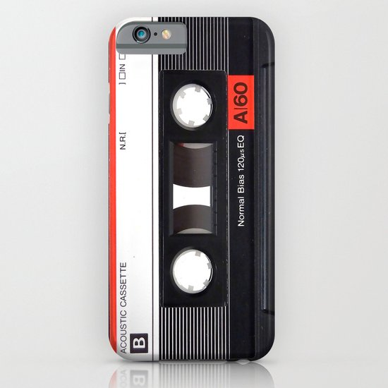 Old School Tape iPhone & iPod Case