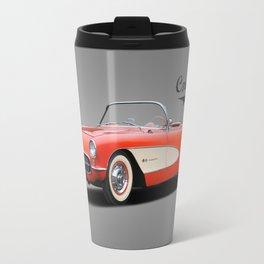 The 57 Vette Travel Mug