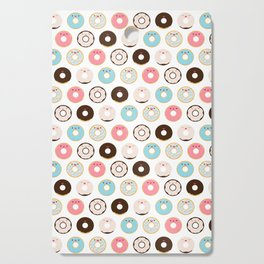 Super Sweet Donuts Cutting Board