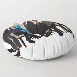 Criminal Minds S6 Gang Floor Pillow