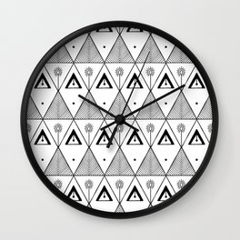 Feminist Anthem Wall Clock