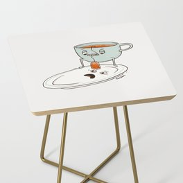 Tea Baggin' Side Table