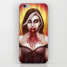 Ginger Snaps iPhone & iPod Skin