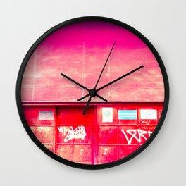 Knock Knock Mr. Lucifer Wall Clock
