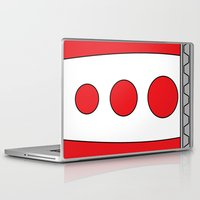 persona Laptop & iPad Skins featuring Persona 4 Teddie Suit by Bunny Frost