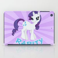 mlp iPad Cases featuring MLP FiM: Rarity by Yiji