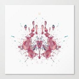Inkdala LXI Canvas Print