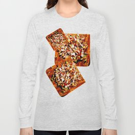Flowers on a table 2 Long Sleeve T-shirt
