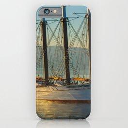 Bar Harbor Maine Margaret Tod Ship Print iPhone Case