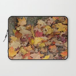 Autumn Leaves Laptop Sleeve