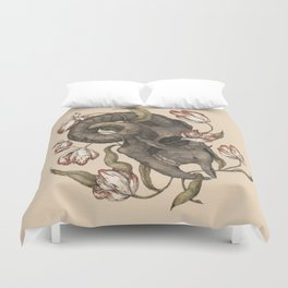 Breaking, Rectifying Duvet Cover