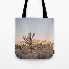 Scenes from Joshua Tree, No. 2 Tote Bag