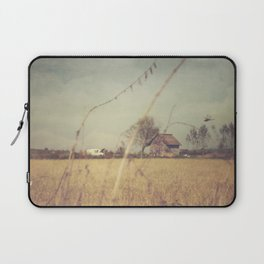 A Red Guest Laptop Sleeve