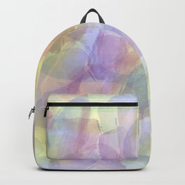 Watercolor - Pastels Backpack