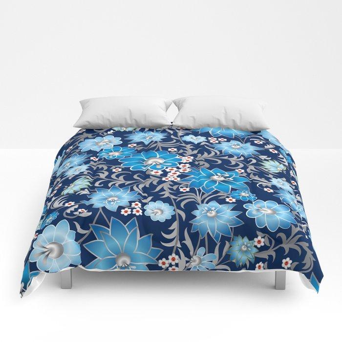 Shabby flowers #25 Comforters