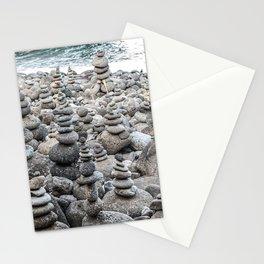 Balancing Rocks Stationery Cards