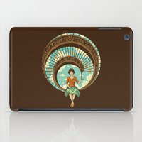 welcome iPad Cases featuring Welcome to My World by Enkel Dika